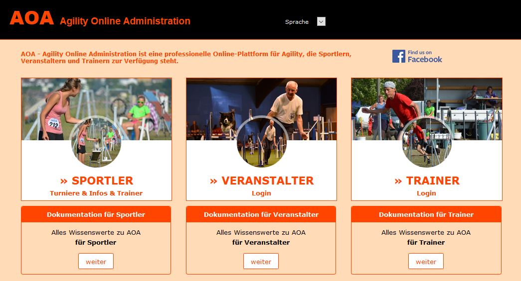 AOA - Agility Online Administration